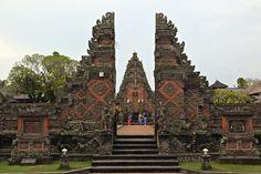 Bali Temple Gate, Ubud, Bali, Indonesia - world4photos on Flickr