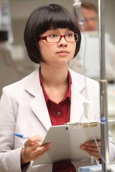Charlyne Yi (Dr. Chi Park)