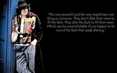 The 4th Doctor on humanity.  We are such an interesting species.