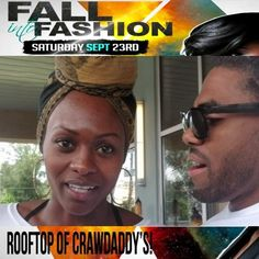 """""""Fall In To Fashion"""" Rooftop Fashion show! Quick Look behind the scene rehearsal with promoter Justin Coleman, Model LaToya Tee & more... Limited number of tickets available! (Eventbrite link below) They will go fast so get yours today! https://fallintofashion923.eventbrite.com #fall #fashion #runway #fashionweek #projectrunway #models #beauty #shoes #bags #clothes #sexy #litty #fun #runwaymodel #designer #design #textiles  Via  https://www.instagram.com/p/BY17aqFhKXj/  Cute Dresses, Tops…"""