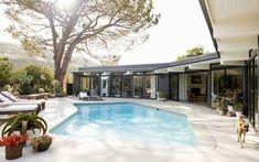Ellen's mid-century home