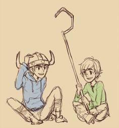 jack and hiccup :)                                                                                                                                                                                 Plus
