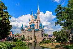 "https://flic.kr/p/DmPy6t | The Perfect Day | Today's photo tour takes us to the Magic Kingdom for what I would like to call the ""Perfect Day."" This is the kind of day we, as photographers, like to see when we are photographing the park. The blue sky with the puffy white clouds make this the absolute best backdrop for a shot of Cinderella's Castle. How would describe your perfect day at Walt Disney World? Have a magical day!"