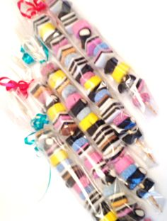 Liquorice Allsorts Party Skewer