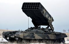 Asian Defence News Channel: Russia's TOS-1: Moscow's Most Powerful Weapon of…