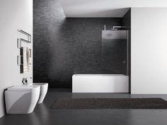 Vasca Da Bagno Moderna : Idee per il vostro bagno raffinatezza con la vasca da bagno e i