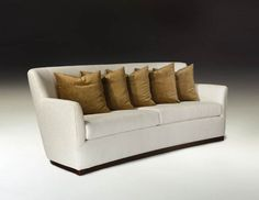 The Well Designed Life | Well Rounded Sofa