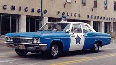 1966 Chevy Bel Air