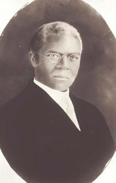 Joseph Fletcher Jordan (1863-1929), third African American person to be ordained by the Universalist Church of America.