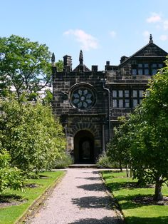 East Riddlesden Hall, Keighley, West Yorkshire, England.