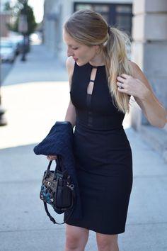 Leslie Musser wears