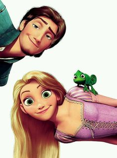 Tangled themed wedding shot like this? Brilliant