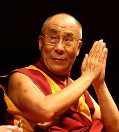 "Fourteenth dalai lama ""Jetsun Jamphel Ngawang Lobsang Yeshe Tenzin Gyatso""  The man, the mind, the heart."
