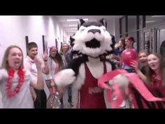 Northern Illinois University does it again - but this time it's ALL the university athletes! Northern Illinois University's student-athletes went back in time for this year's Lip Dub. The video made its debut at the annual Victors Awards May 2, 2013.