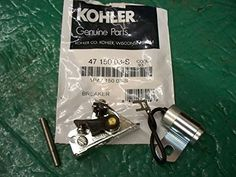 Cub Cadet kohler Points  CondenserRod 100 102 122 __quietline -- Read more at the image link. (This is an affiliate link) #gardeningtools