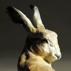 Portfolio - Details - Lying Hare   Theodore Gillick