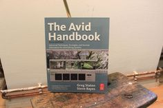 The Avid Handbook - wie neu