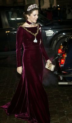 01 January 2014......Danish Royal Family at New Year's Reception.....Danish Royal Family attended the New Years reception at Amalienborg Palace in Copenhagen. (Princess Mary)