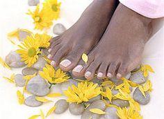 Three Ways To Soften Rough Feet