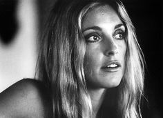 Sharon Tate by Peter Bruchmann | What a stunner!