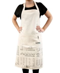 Love this Measurement Apron on #zulily! #zulilyfinds