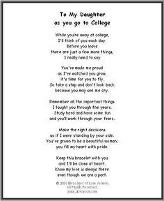 Graduation Granddaughter Poems | Granddaughter Poems ...