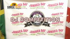 DJ Competition The Jamaica Canadian Association Aug 2015 Music Fest, The Dj, Jamaica, Competition, Day
