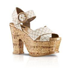31de0392aac Arizona sandal in textile via Louis Vuitton Cruise Collection