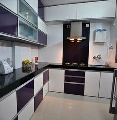 Modular kitchen in stainless steel trollies by aarayishh (mumbai & pune) modern