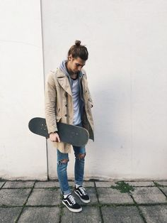 Image result for sk8 hi mens outfit
