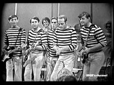 Surfin USA  Check out this clip from 1963,  especially dig those high water bell bottoms :)