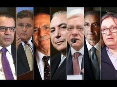 🔴 🔵 Edson Fachin envia a Sérgio Moro acusação contra Cunha, Geddel e Roc...