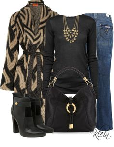 """""""The Coat"""" by stacy-klein on Polyvore"""