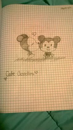 Cute doodles -Haley Valdez