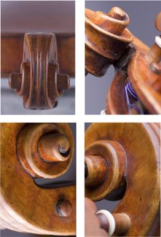 1700 Stradivari Violin 'Ward' from Library of Congress collection