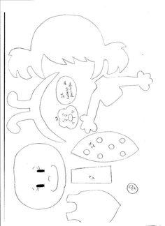 Moldes para decorar cuadernos para niños - Imagui