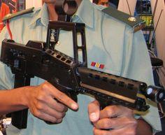 VB Berapi LP06...ugliest gun ever made?