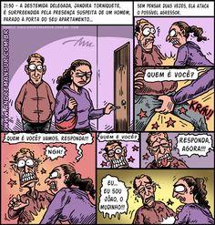 Satirinhas - Quadrinhos, tirinhas, curiosidades e muito mais! - Part 77
