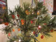 Okraski za na jelko iz testa, Christmas salt dough ornaments
