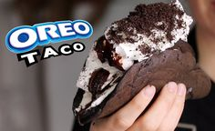 The new thing is to take a normal food and make it into something that seems cultural... like a Oreo cookie and transform it into a taco. If you are a dessert and chocolate fanatic then you are sure to devour your Oreo taco in seconds after it being built. Plus there is something fun