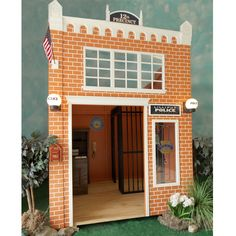 Lilliput Play Homes - Police Station