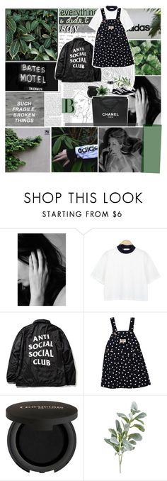 """""""i know that it's a little too late // #236 ~ 310317"""" by elliebonjelly ❤ liked on Polyvore featuring Meadowlark, adidas, GUESS, OshKosh B'gosh, Gorgeous Cosmetics, Pier 1 Imports and Chanel"""