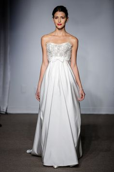 Pin for Later: The Must-See Wedding Dresses From Bridal Fashion Week Autumn 2014  Anna Maier / Ulla-Maija Couture Bridal Autumn 2014