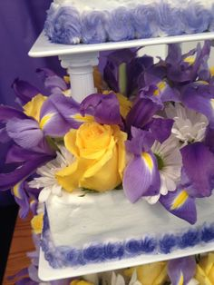 Transformed: ECU Wedding Cake