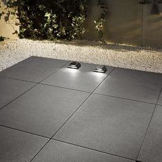 Revestimento para área externa / de piso / em grés porcelanato / de cor lisa PLEIN AIR : GRIS COTTO D'ESTE