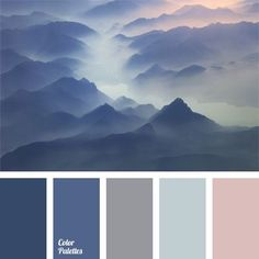Mountain sky before storm – what can be more magnificent and majestic? Shining shades of blue, violet, deep blue, and pink simply take one's breath. The combination of these colors will transform your bathroom completely.