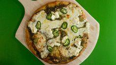 Jessica Alba's Pizza