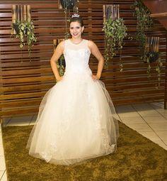 Vestido de Noiva Grace Kelly