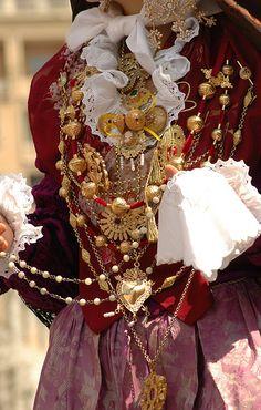 Filigrane e gioielli di Sardegna