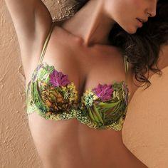 #flower #bra